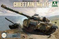 British Man Battle Tank Chieftan Mk.11