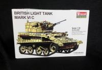 1:35 Vulcan Models British Light Tank Mark VI C Model Kit