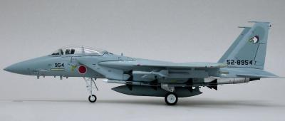 1/72 JSDAF F-15J 7th Wing 204th TFS  No.52-8954, 2011