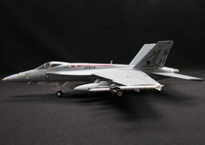 1:72 F/A-18 VFA-14 Tophatters (Grey Tail Version)